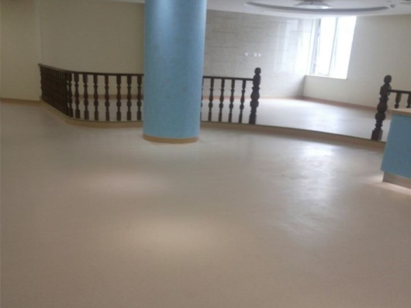 大巨龙地板北京西单牙科医院施工