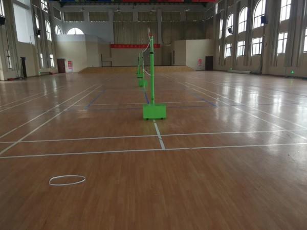运动塑胶地板