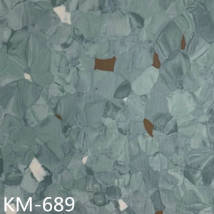 卡曼国际-卡曼嘉得同质透心卷材地板