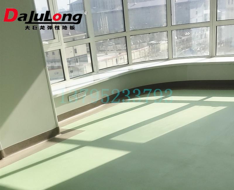 <b>银川儿童医院pvc地板使用大巨龙医</b>