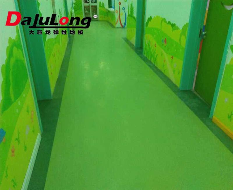 幼儿园pvc地板-大巨龙幼儿园专用pvc塑