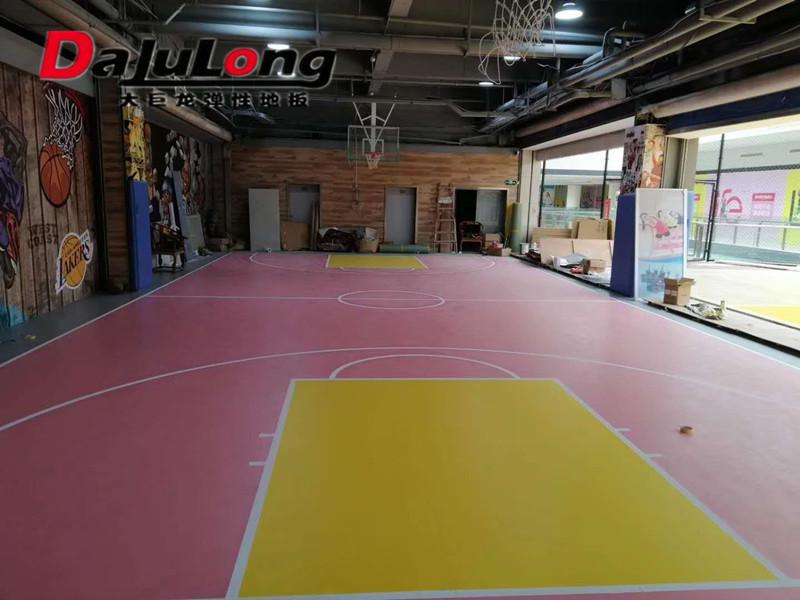 大巨龙塑胶地板