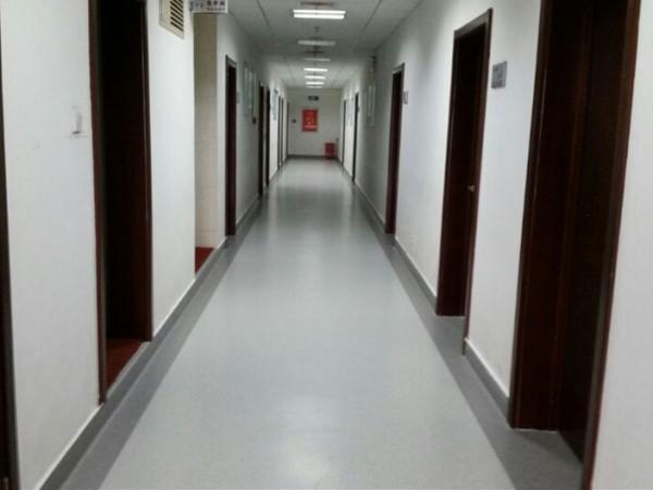 大巨龙塑胶地板北京华亨大厦工程案例