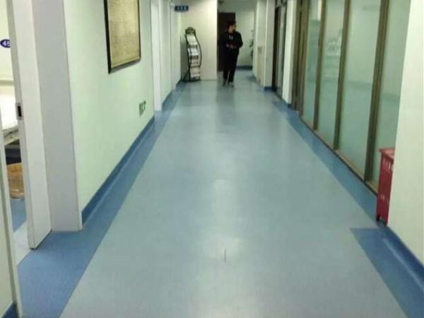 航空航天总医院病房楼改造使用大巨龙地板