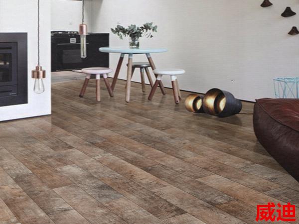 卡曼地板-威迪密实底商用pvc塑胶地板