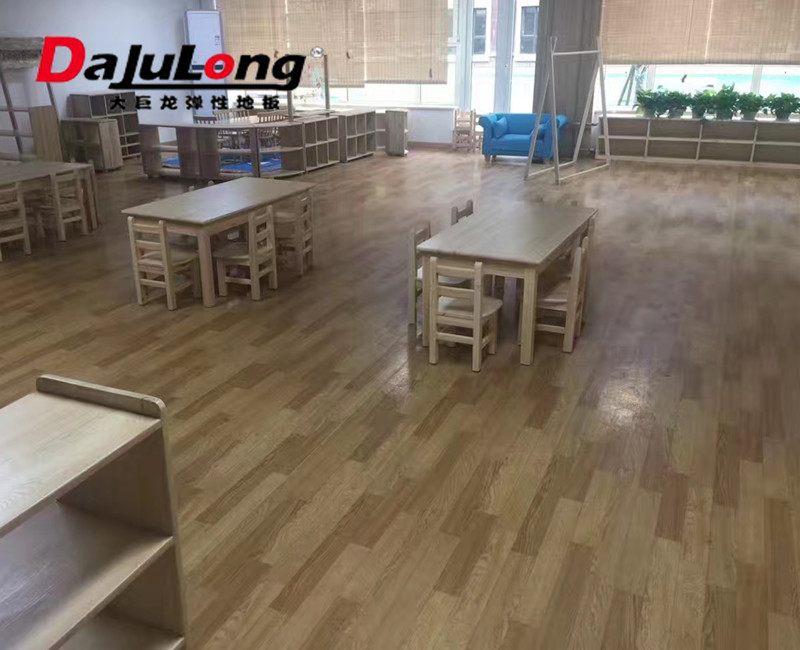 <b>学校pvc地板-学校塑胶地板厂家【大巨龙地板】</b>