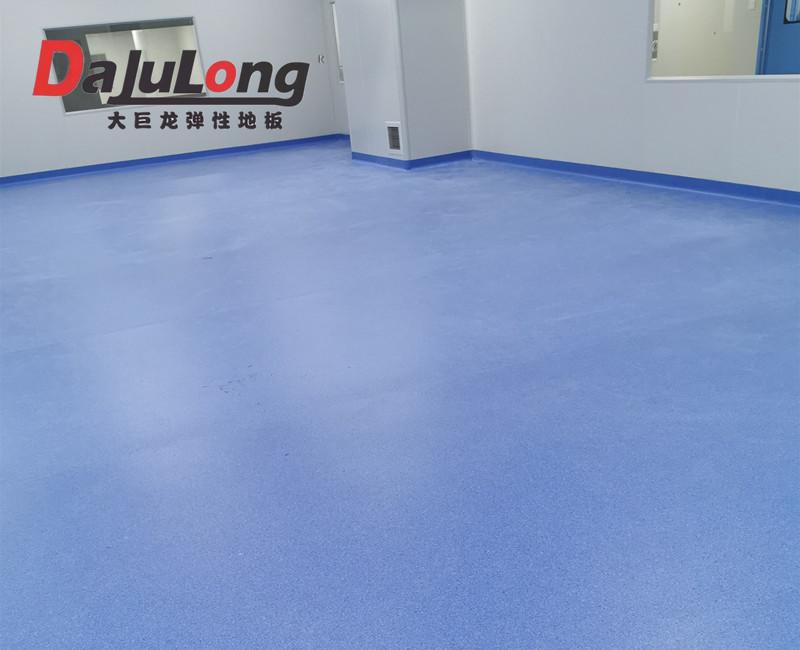 <b>净化车间pvc地板-净化车间专用塑胶地板【大巨龙】</b>